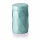 Puszka na herbatę Crystal turkusowa